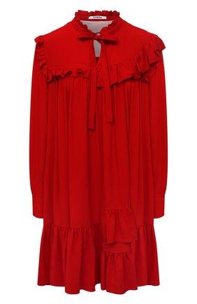 Женское платье VIVETTA красного цвета, арт. 21I V2M0/H021/5111 | Фото 1