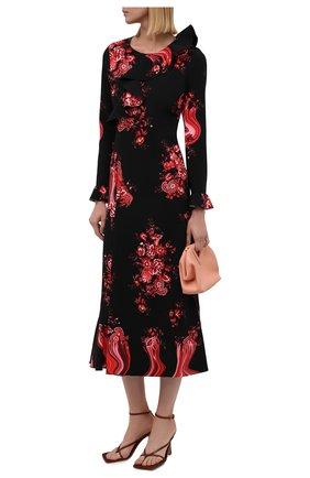 Женское платье VIVETTA разноцветного цвета, арт. 21I V2M0/H062/5045 | Фото 2
