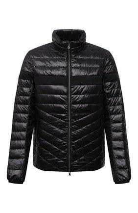 Мужская утепленная куртка BOGNER черного цвета, арт. 38426549 | Фото 1