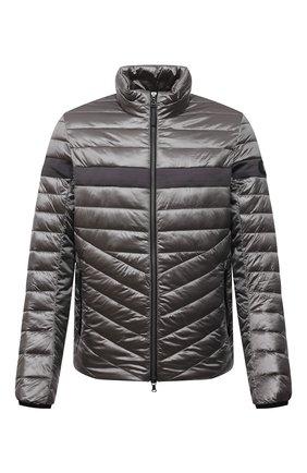 Мужская утепленная куртка BOGNER серого цвета, арт. 38426549 | Фото 1
