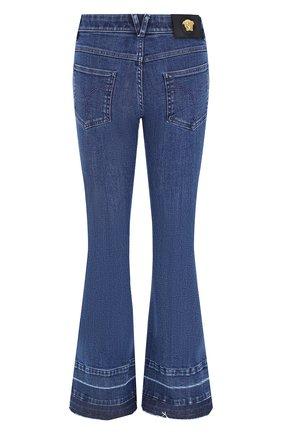 Женские джинсы VERSACE синего цвета, арт. 1002130/1A01652   Фото 2