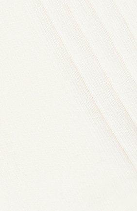 Женские носки JIL SANDER белого цвета, арт. JPPT766020/WTY25158 | Фото 2