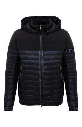 Мужская утепленная куртка BOGNER темно-синего цвета, арт. 38006549 | Фото 1