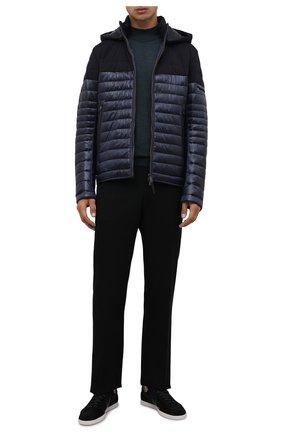 Мужская утепленная куртка BOGNER темно-синего цвета, арт. 38006549 | Фото 2
