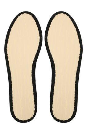 Мужские стельки BALLY коричневого цвета, арт. S-LMBS-LEINS-RE-01/00 | Фото 2 (Материал внешний: Натуральный мех)