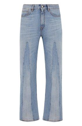 Мужские джинсы MARNI голубого цвета, арт. PUJU0046A5/UTC047 | Фото 1