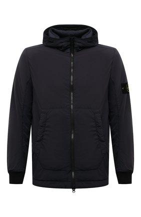 Мужская утепленная куртка STONE ISLAND темно-серого цвета, арт. 751541928 | Фото 1