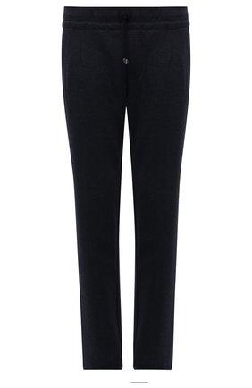 Мужские брюки CAPOBIANCO темно-синего цвета, арт. 11M706.SPR0. | Фото 1