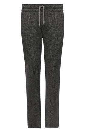 Мужские брюки CAPOBIANCO серого цвета, арт. 11M706.SPR0. | Фото 1
