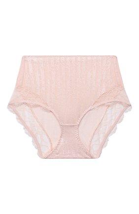 Женские трусы-шорты MAISON LEJABY светло-розового цвета, арт. 20864 | Фото 1