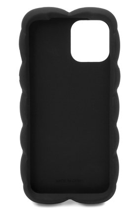 Чехол для iphone 12 pro max DOLCE & GABBANA черного цвета, арт. BI3029/AQ374 | Фото 2