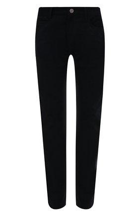 Мужские джинсы GIORGIO ARMANI темно-синего цвета, арт. 6KSJ15/SN79Z | Фото 1