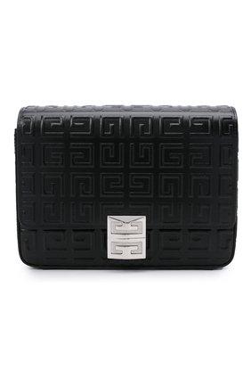 Женская сумка 4g medium GIVENCHY черного цвета, арт. BB50HCB144 | Фото 1