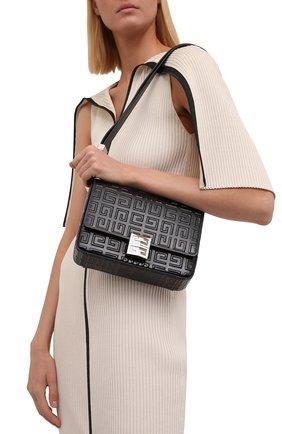 Женская сумка 4g medium GIVENCHY черного цвета, арт. BB50HCB144 | Фото 2