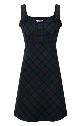 Женское платье VIVETTA темно-синего цвета, арт. 21I V2M0/H101/3023 | Фото 1