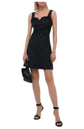 Женское платье VIVETTA темно-синего цвета, арт. 21I V2M0/H101/3023 | Фото 2