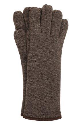Мужские кашемировые перчатки SVEVO темно-бежевого цвета, арт. 0158USA21/MP01/2 | Фото 1
