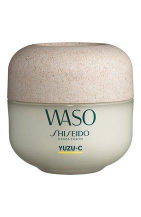 Ночная восстанавливающая маска waso yuzu-c (50ml) SHISEIDO бесцветного цвета, арт. 17879SH | Фото 1
