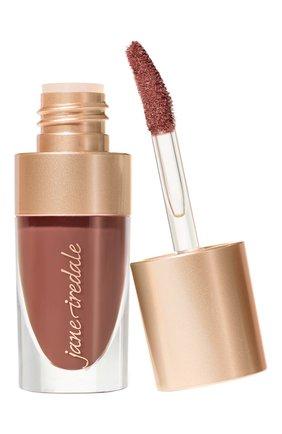 Тинт для губ lip fixation lip stain, indulge JANE IREDALE бесцветного цвета, арт. 670959113931   Фото 1