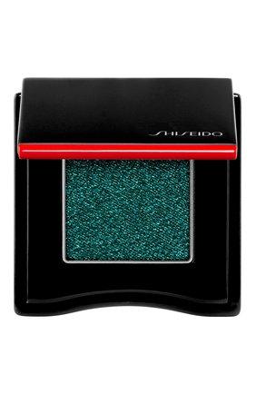 Моно-тени для век powder gel, 16 zawa-zawa green SHISEIDO бесцветного цвета, арт. 17720SH   Фото 1