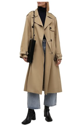 Женская шерстяная водолазка LORENA ANTONIAZZI темно-синего цвета, арт. I21100DM006/247   Фото 2 (Материал внешний: Шерсть; Длина (для топов): Стандартные; Рукава: Длинные; Стили: Кэжуэл; Женское Кросс-КТ: Водолазка-одежда)