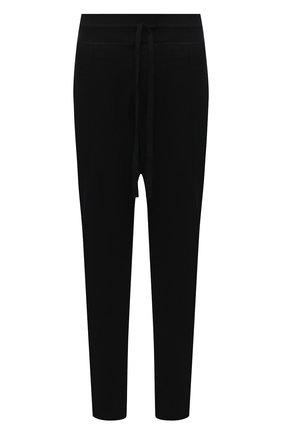 Мужские шерстяные брюки TRANSIT черного цвета, арт. CFUTRPK200   Фото 1 (Материал внешний: Шерсть; Длина (брюки, джинсы): Стандартные; Случай: Повседневный; Стили: Минимализм)