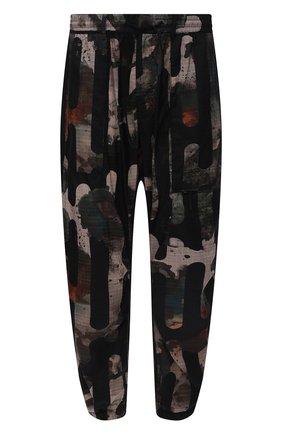 Мужские джоггеры Y-3 разноцветного цвета, арт. HB3326/M | Фото 1 (Материал внешний: Синтетический материал; Силуэт М (брюки): Джоггеры; Стили: Спорт-шик; Длина (брюки, джинсы): Стандартные)