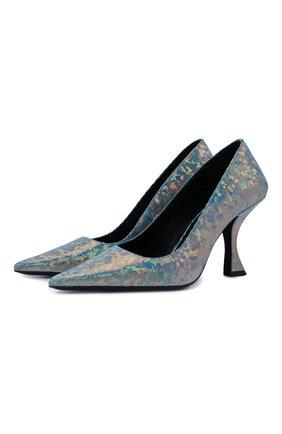 Кожаные туфли Viva   Фото №1