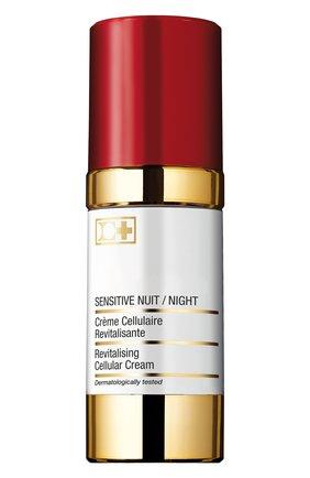 Женское ночной крем для чувствительной кожи CELLCOSMET&CELLMEN бесцветного цвета, арт. 921_120 | Фото 1