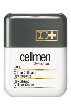 Мужского крем для лица CELLCOSMET&CELLMEN бесцветного цвета, арт. 851_501 | Фото 1