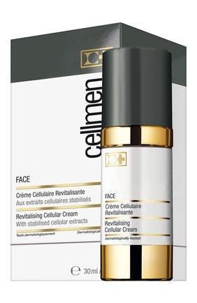 Мужского крем для лица CELLCOSMET&CELLMEN бесцветного цвета, арт. 931_501 | Фото 2