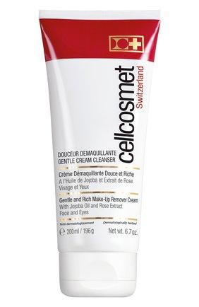 Женского мягкий очищающий крем CELLCOSMET&CELLMEN бесцветного цвета, арт. 2217_0303 | Фото 1