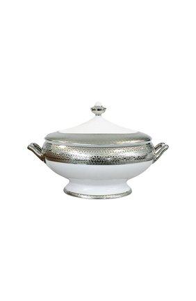 Супница divine BERNARDAUD серебряного цвета, арт. 1388/147 | Фото 1