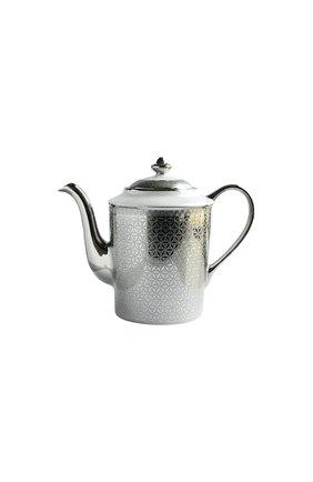 Кофейник divine BERNARDAUD серебряного цвета, арт. 1388/34 | Фото 1 (Ограничения доставки: fragile-2)