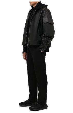Мужские текстильные кроссовки ultra boost 21 Y-3 черного цвета, арт. GZ9133/M | Фото 2 (Материал внутренний: Текстиль; Материал внешний: Текстиль; Подошва: Массивная; Стили: Спорт)