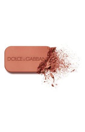 Румяна Luminous Cheek Colour 27 тон (apricot) Dolce & Gabbana | Фото №2