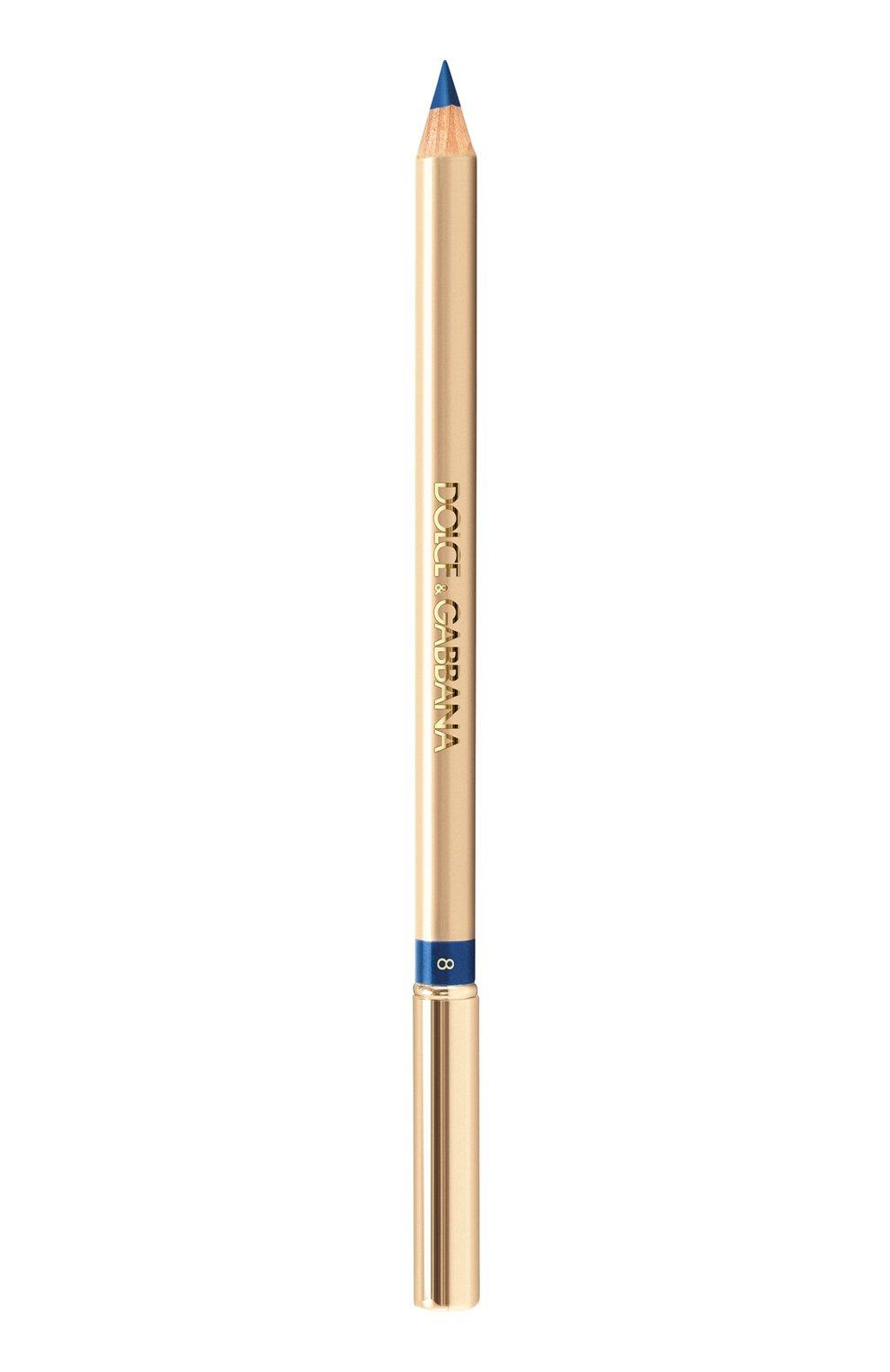 Карандаш для глаз Crayon Intense 8 тон (blue)   Фото №1