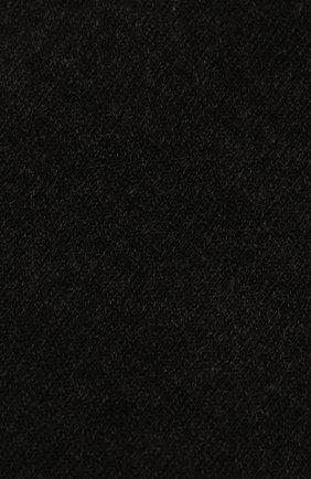 Женские кашемировые носки BRUNELLO CUCINELLI темно-серого цвета, арт. M64945019P | Фото 2 (Материал внешний: Шерсть, Кашемир)