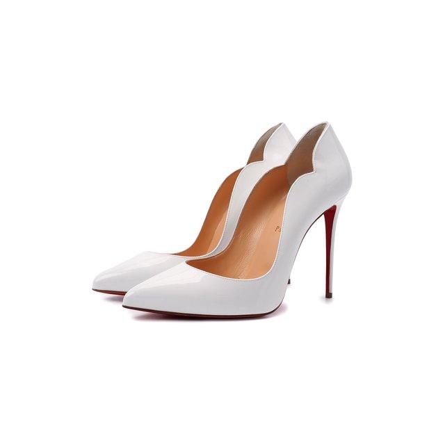 Кожаные туфли Hot Chick 100 Christian Louboutin