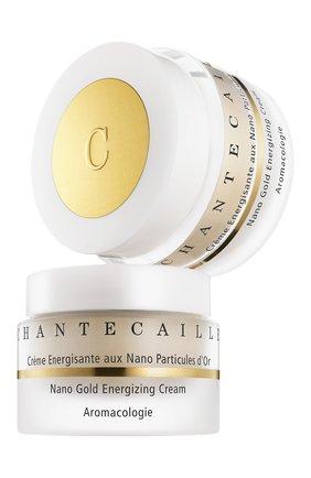 Антивозрастной энергетический крем для лица с частицами золота Nano Gold Energizing Face Cream | Фото №1