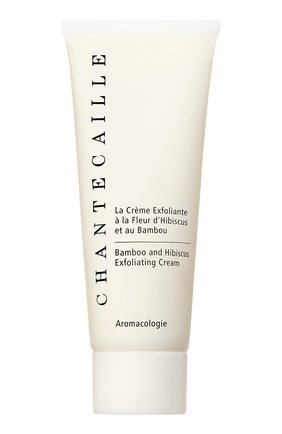 Отшелушивающий крем для лица с гибискусом и бамбуком Hibiscus and Bamboo Exfoliating Cream | Фото №1