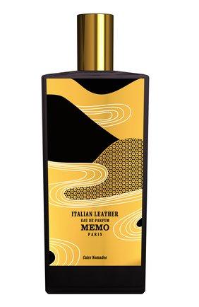 Парфюмерная вода-спрей Italian Leather Memo | Фото №1