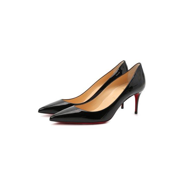 Кожаные туфли Kate 70 Christian Louboutin