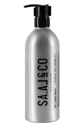 Мужского жидкое мыло SA.AL&CO бесцветного цвета, арт. 9120070770069 | Фото 1