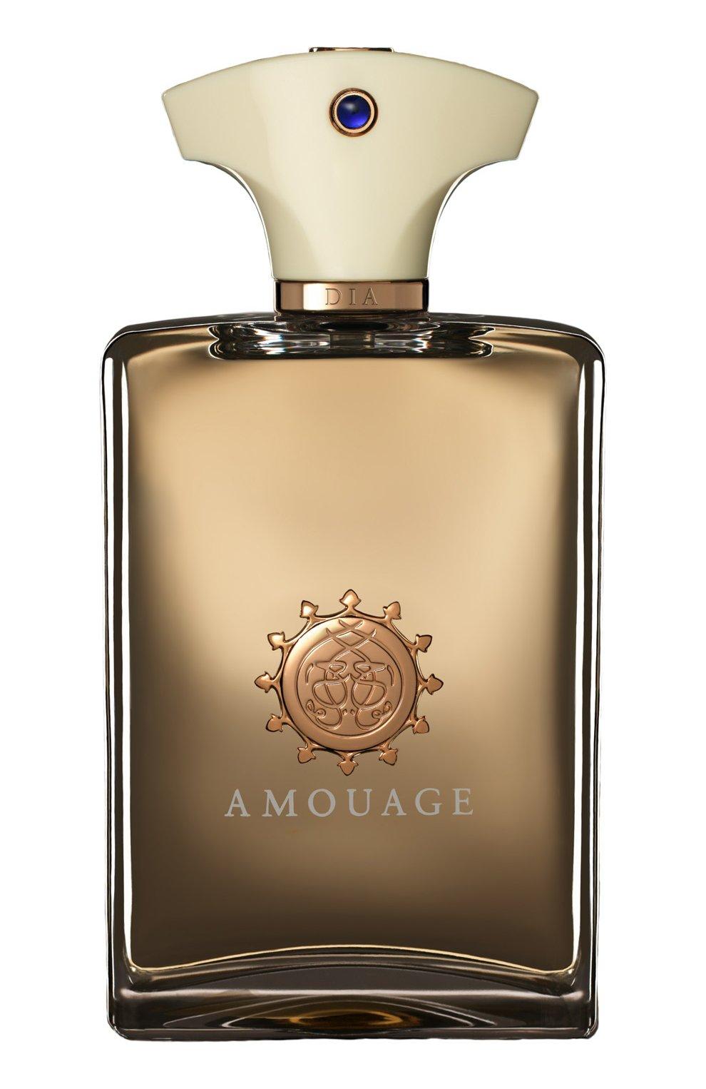 Мужской парфюмерная вода dia AMOUAGE бесцветного цвета, арт. 30096 | Фото 1 (Статус проверки: Проверена категория; Ограничения доставки: flammable)