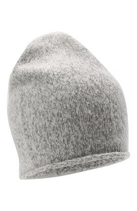 Женская шапка из шерсти и кашемира KENZO белого цвета, арт. FB68BW130KFC | Фото 1 (Материал: Шерсть)