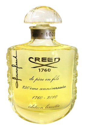 Женский парфюмерная вода 250 eme anniversaire CREED бесцветного цвета, арт. 2515083   Фото 1