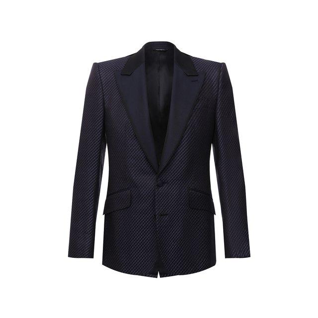 Шелковый пиджак Dolce & Gabbana
