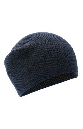 Мужская кашемировая шапка INVERNI хаки цвета, арт. 5369 CM   Фото 1 (Материал: Кашемир, Шерсть; Кросс-КТ: Трикотаж)