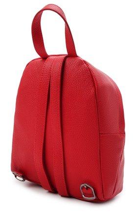 Детская рюкзак MONNALISA красного цвета, арт. 178001   Фото 2 (Материал: Текстиль)